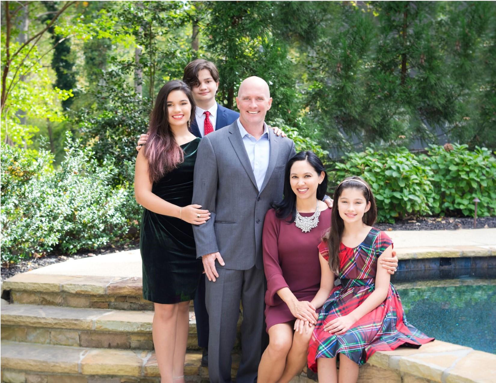 DAUGHERTY, MICHAEL: Family photo Michael Daugherty.jpg