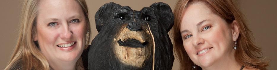 KRUDWIG, MELISSA: Melissa Angie and Bear.jpg