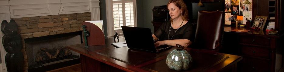 KRUDWIG, MELISSA: Melissa Office.jpg